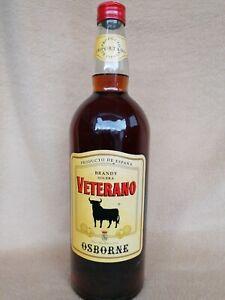 Osborne Veterano 3,0l Großflasche 36% sehr selten. RARITÄT verschlossen