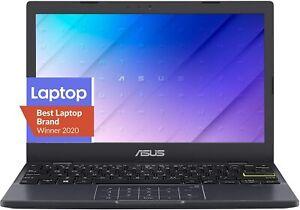 """ASUS L210 Laptop 11.6"""" HD Intel N4020 4 64GB Black L210MA-DB01"""