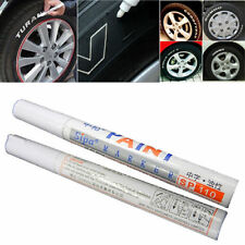 12pcs Universal Waterproof Permanent Paint Marker Pen Car Tyre Tire Tread Rubber