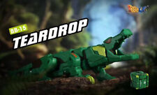 52Toys BeastBOX BB-15 Teardrop Alligator Transforming Figure MISB In Stock USA