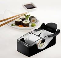 Black Leifheit Perfect Roll Party Sushi Roller Sushi Party Roller