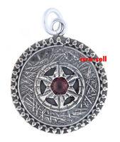 Ana Bekoach Star of David Pendant - Kabbalah Names of God - 925 Sterling Silver
