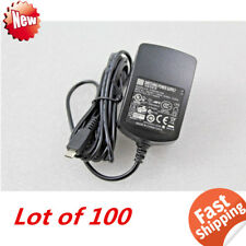 Lot 100 Phihong AC  Micro USB Switching Power Supply Adapter Output 5V 1600mA