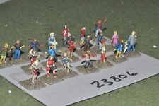 15 mm SciFi/Human-Zombies 20 figures-INF (23806)