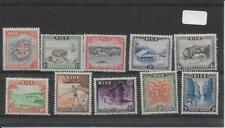 NIUE  1950  SG113/22 unmounted mint