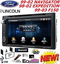 F150 NAVIGATOR EXPEDITION ECONOLINE VAN Car Stereo Radio Bluetooth TOUCHSCREEN