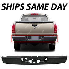 NEW Primered - Steel Rear Bumper Face Bar for 2002-2009 Dodge Ram 1500 2500 3500
