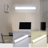 12/16/22W Modern Bathroom Wall Light Mirror Front LED Lighting Cabinet Lamp