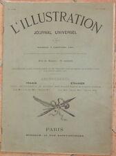 L'ILLUSTRATION 5 GENNAIO 1901 MORTE LEONE XIII REPERTI ARCHEOLOGIA SUSA NANTES