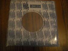 45 RECORD COMPANY SLEEVE.   VIVA.