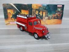 Matchbox Models of YesterYear YFE04 - 1939 Bedford Tanker - Feuerwehr