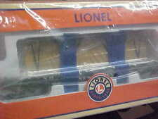 LIONEL,,,,# 27542---------NEW HAVEN 40' FLATCAR WITH LOAD