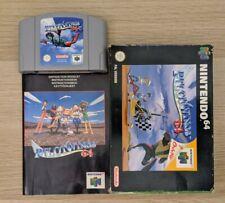 Pilotwings 64 - N64 - inc. box and manual - (Nintendo 64, 1997)
