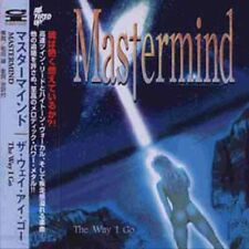 MASTERMIND - The Way I Go MELODIC / POWER JAPAN EDITION OBI
