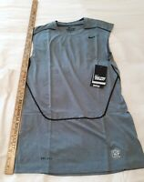 Nike Pro Combat Dri Fit Compression Sleeveless T Shirt NEW IN PACKAGE
