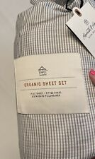 Hearth & Hand Magnolia QueenSheet Bedding Set New!