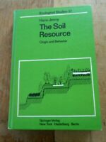 The Soil Resource Origin Behavior Ecological Studies 37 Hans Jenny