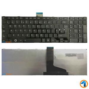 New Replacement TOSHIBA SATELLITE C850-1DD Black UK Laptop English Keyboard