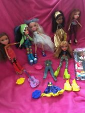 💖Bratz Bundle Of 6 New Style Dolls (1) Extra Clothes Immaculate Condition!!💖