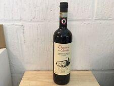 3 bouteilles Chianti Classico Coq noir Canonica a Cerreto  Millésime 2015