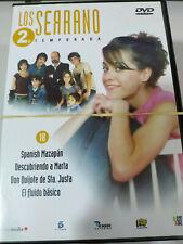 Los Serrano Segunda Temporada 2 Serie TV - 9 x DVD Español Region 2