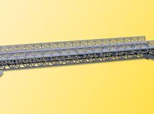 Kibri 39707 PONTE Capriata d'acciaio,binario singolo, Kit di costruzione, H0