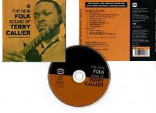 """TERRY CALLIER """"The New Folk Sound Of"""" (CD) 2003"""