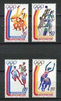 35285) Liechtenstein 1976 MNH Olympic Games Montreal 4v