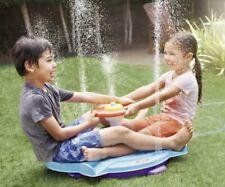 Little Tikes Fun Zone Dual Twister Indoor Outdoor Toddlers Play Fun Garden *NEW*