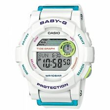 Casio Women's Baby G White Watch BGD180FB-7