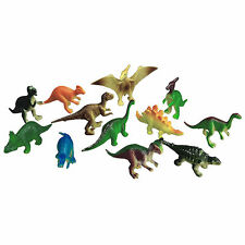 12×Mixed Lot Dinosaur Assorted Figures Play Prehistoric Animal Kids Toy Set Gift