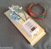 Battery charge controller 440 AMP 12V solar panel wind turbine 10,000W RF G4