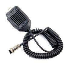 Hand Mic Microphone 8Pin for ICOM HM36 HM-36 IC-718 IC-775 IC-7200 IC-7600 Black
