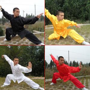 Kung Fu Tai Chi Uniform Martial Arts Suit TaiJi Wushu Changquan Suit Clothes Set
