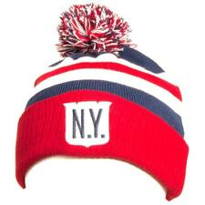 New York Rangers NHL 2018 Winter Classic Youth Knit Hat
