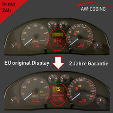 Audi A4 S4 B5 FIS Display MFA Pixelfehler Reparatur Tacho Kombiinstrument defekt