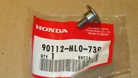 CBR900RRV SRX50 SRX90 CHX50 New Genuine HONDA Cowl Setting Screw 90112-ML0-730
