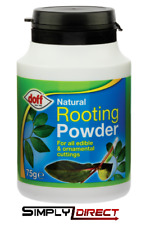 More details for doff natural hormone rooting powder 75g for strong healthy plants pk of 1-2-3-4-