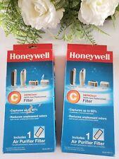 Honeywell HEPAClean HEPA-Type Replacement Filter **2 Pack Value** HRF-C1