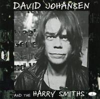 David Johansen and The Harry Smiths - David Johansen and The Harry Smiths [CD]