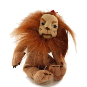 The Wizard of Oz Cowardly Lion Plush Stuffed Animal Warner Brothers 1998