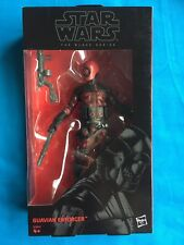 STAR WARS Black Series Red Label 008 Guavian Enforcer Executor EP7 ACTION FIGURE