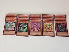 Yugioh Prediction Princess Deck 41 Cards Lava Golem Tarotrei Grave Free Pack