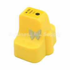 1 YELLOW 02XL New Generic 02Y Ink for HP Photosmart 3100 3200 3210 3300 3310