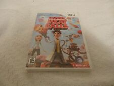 Cloudy with a Chance of Meatballs Video Game - Nintendo Wii New Sealed