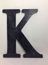 Letter K Kappa Sorority Fraternity Wall Plaque Decor College Dorm Girls Room New