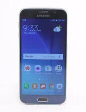 Samsung Galaxy S6 SM-G920V 32GB Black Sapphire Android Smartphone; UN 604537