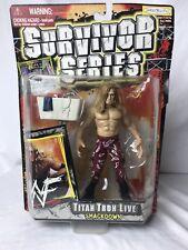 WWF Survivor Series Titan Tron Live Smackdown Edge Wrestling Action Figure WWE