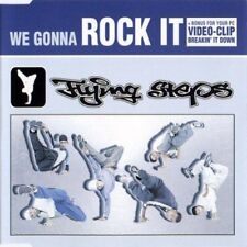 FLYING STEPS - WE GONNA ROCK IT - CD