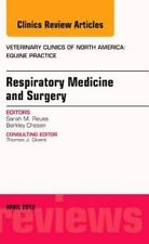 The Clinics Veterinary Medicine: Respiratory Medicine and Surgery : Equine...